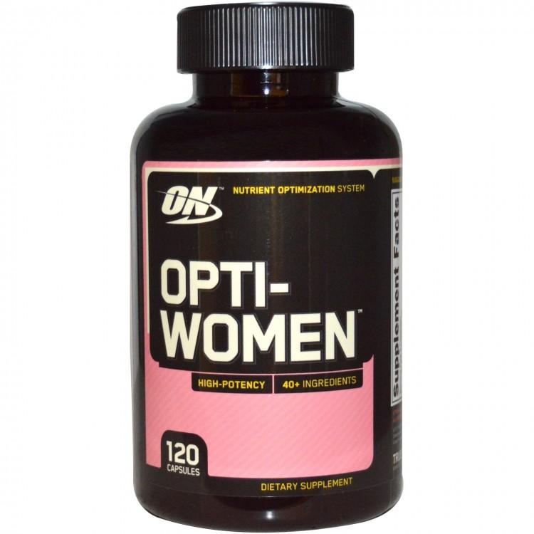 Opti-Women 120 caps / Витамины для женщин