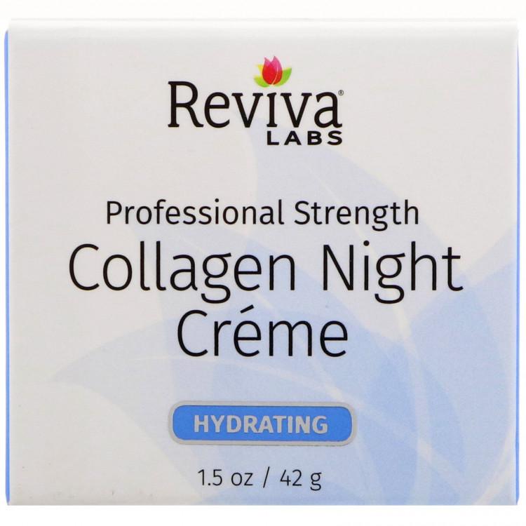 Reviva Labs Collagen Night Creme / Ночной крем с коллагеном 42 г