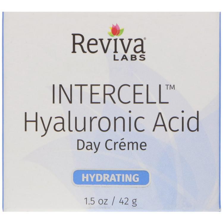 Reviva Labs InterCell Гиалуроновая кислота / Ночной увлажняющий гель 42 г