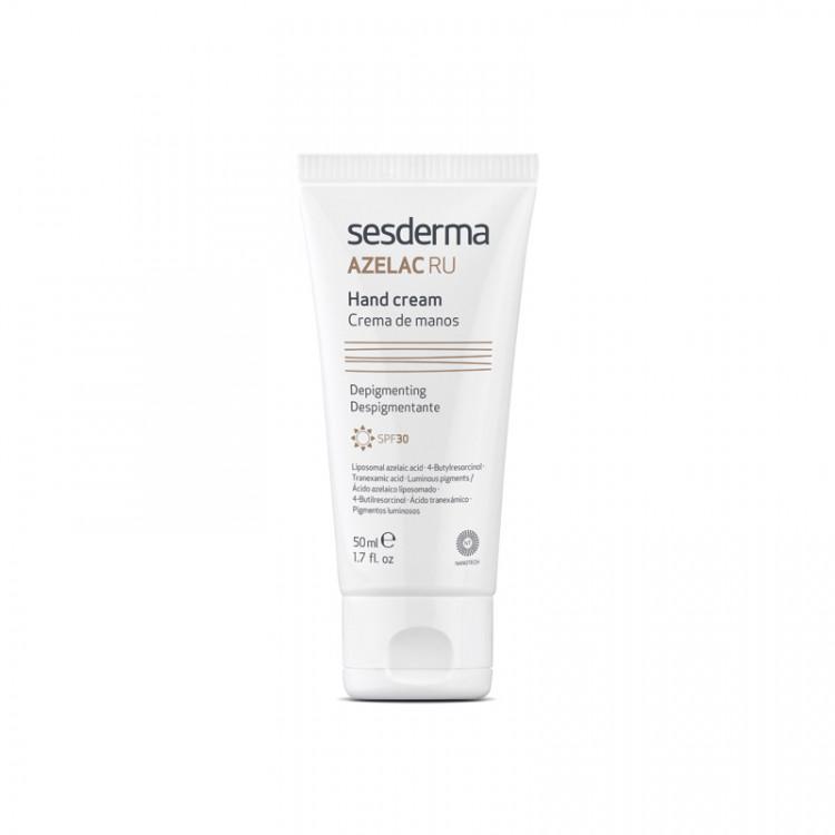 Azelac RU Hand cream SPF30 / Крем для рук депигментирующий 50 мл