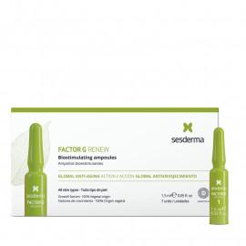 FACTOR G RENEW Biostimulating ampoules – Средство в ампулах биостимулирующее, 7 шт. по 1,5 мл
