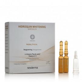 Hidroquin Депигментирующее средство в ампулах 5 шт. по 2 мл