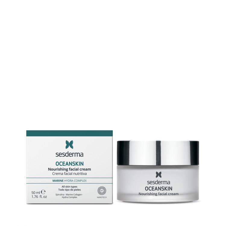 OCEANSKIN Nourishing facial cream – Крем питательный для лица, 50 мл