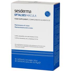 "OFTALSES MÁCULA Food supplement – БАД к пище ""Офтальсес макула"" (""Oftalses Macula""), 60 капс"