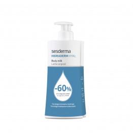 Промоакция 2 штуки Sesderma Hidraderm Hyal Молочко для тела 400 мл