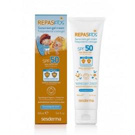 Repaskids SPF 50 Солнцезащитный крем-гель 100 мл