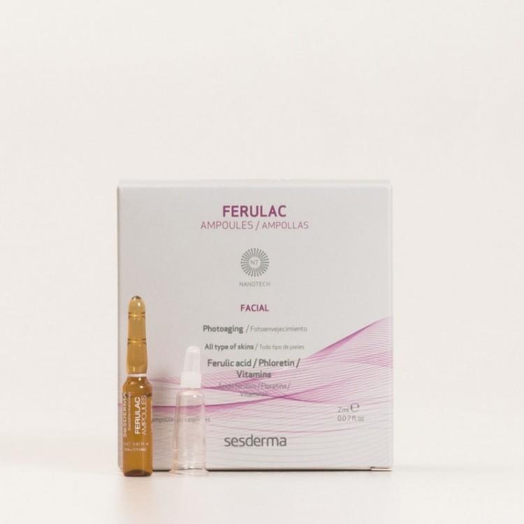 Ferulac Липосомальное средство в ампулах 5 шт по 2 мл
