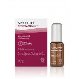 Resveraderm Антиоксидантный спрей-мист 20 мл