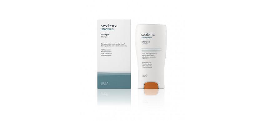 SEBOVALIS - Средства против себорейного дерматита