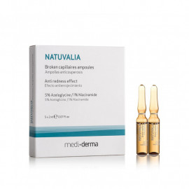 Natuvalia Концентрат для укрепления капилляров 5 x 2 мл