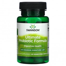 Swanson Ultimate Probiotic Formula 30 капсул / Пробиотик
