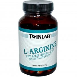 L-Arginine 500 mg 100 caps / Л-Аргинин