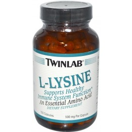 L-Lysine 500 mg 100 caps / Л-Лизин