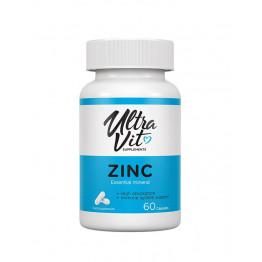 Ultravit Zinc / Цинк 60 капсул