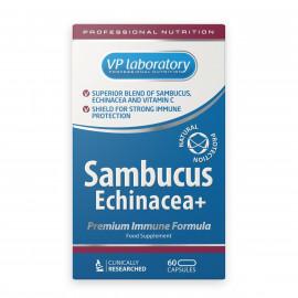 VP Laboratory Sambucus Echinacea+ 60 капсул