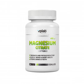VPLab Magnesium Citrate / Магний цитрат 90 капсул